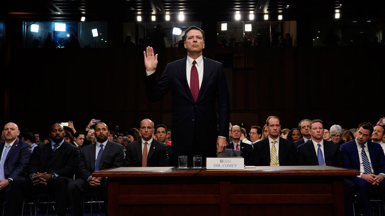 Ex-FBI chief Comey: Many news stories about Russia are 'just dead wrong'