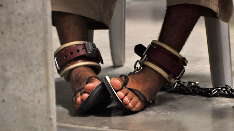 'Europe may provide only justice he ever sees': Gitmo detainee sue CIA interrogation masterminds