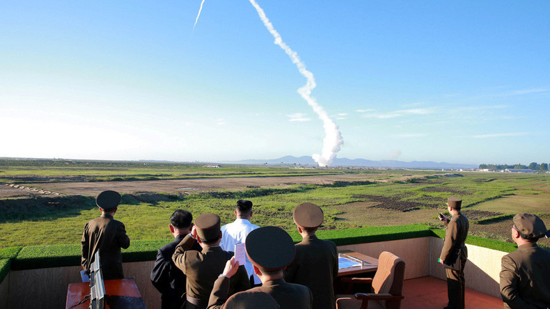 Pyongyang touts successful test of 'new powerful anti-ship cruise missile'