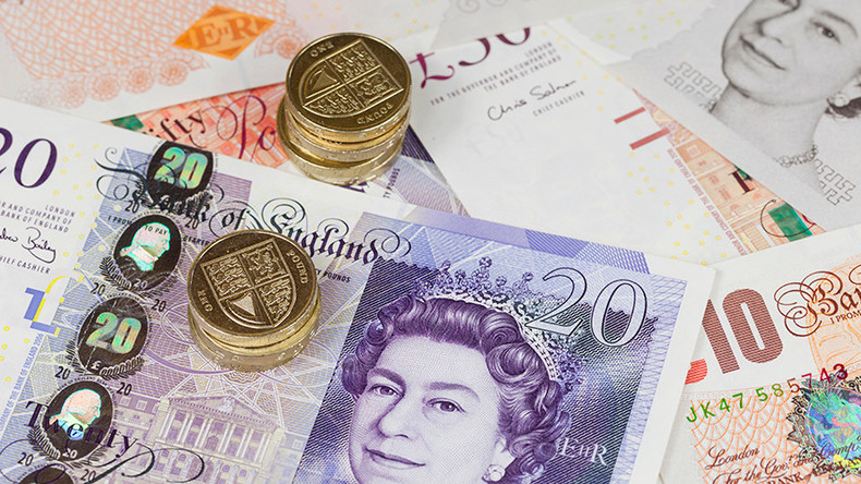 Pound sterling hits 11-week low after UK election results in hung parliament