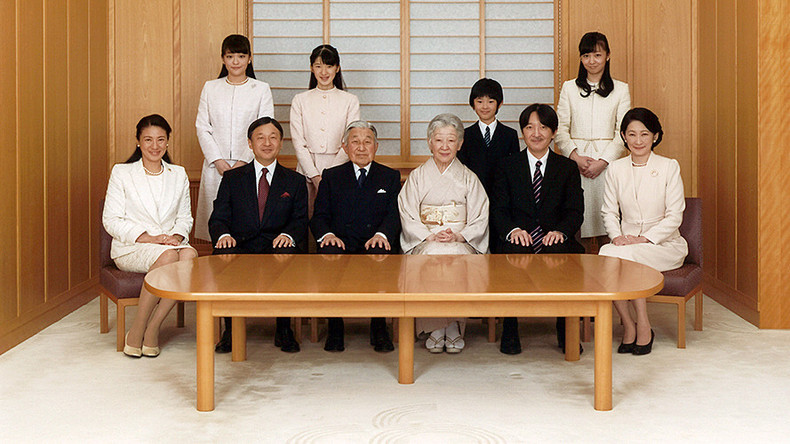 Japan clears way for emperor to step down in 1st abdication in 200 years