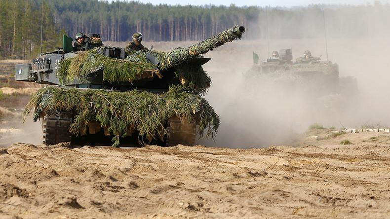 NATO not EU rival, but Europe can no longer 'outsource' protection – Juncker