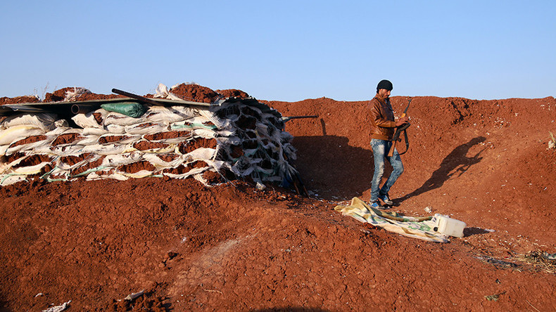Members only: 'Deconfliction zones' in Syria restricted to US, UK, and rebel fighting forces