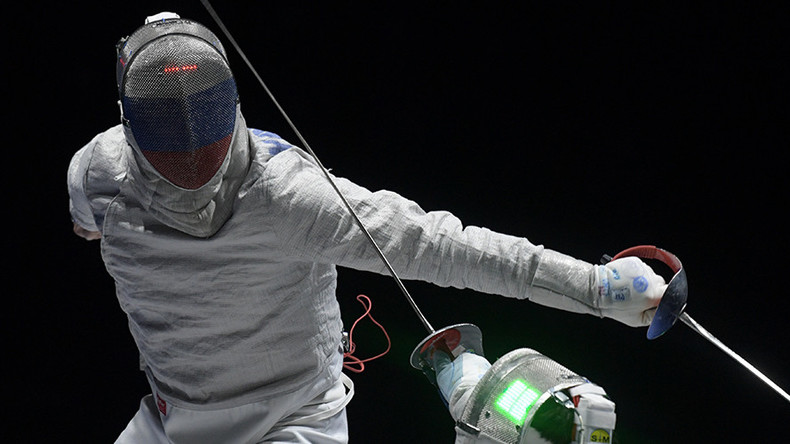 WADA ends probe of 27 Russian fencers from McLaren report