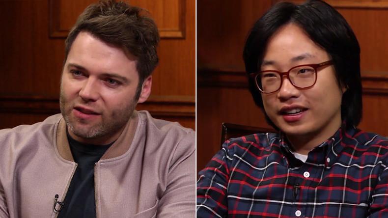 'Genius' star Seth Gabel & Jimmy O. Yang of 'Silicon Valley'