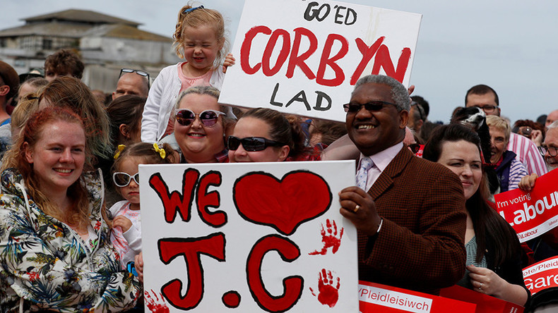 UK Election: Moral victory for Corbyn & the politics of solidarity