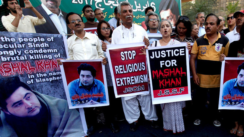 Pakistani man sentenced to death for blasphemy on Facebook