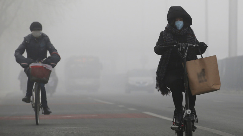 70% of Chinese firms violating pollution regulations