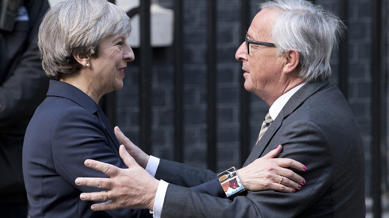 EU's Juncker told May to call snap election – reports