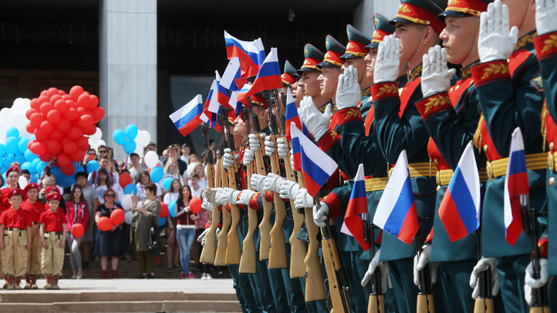National Day of Russia celebrations