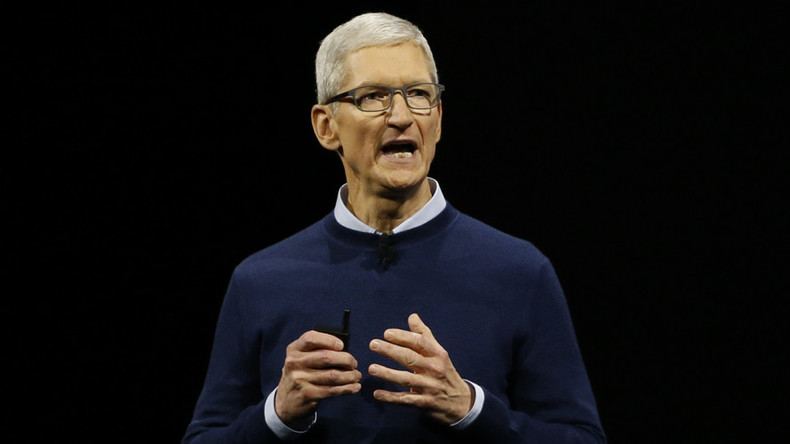 iDrive? Apple's Tim Cook confirms tech giant's self-driving car plans