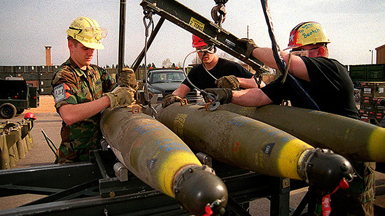 Up to 15 tons of depleted uranium used in 1999 Serbia