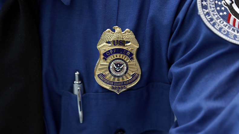 TSA begins testing biometric fingerprint screening at 2 airports