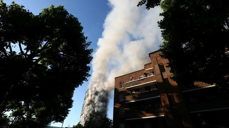 6 confirmed dead in London tower inferno, figure 'likely to rise' – police