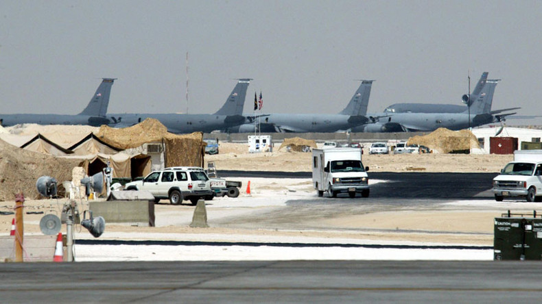 US should consider moving airbase from Qatar as it gives Doha 'nice insurance' – UAE envoy