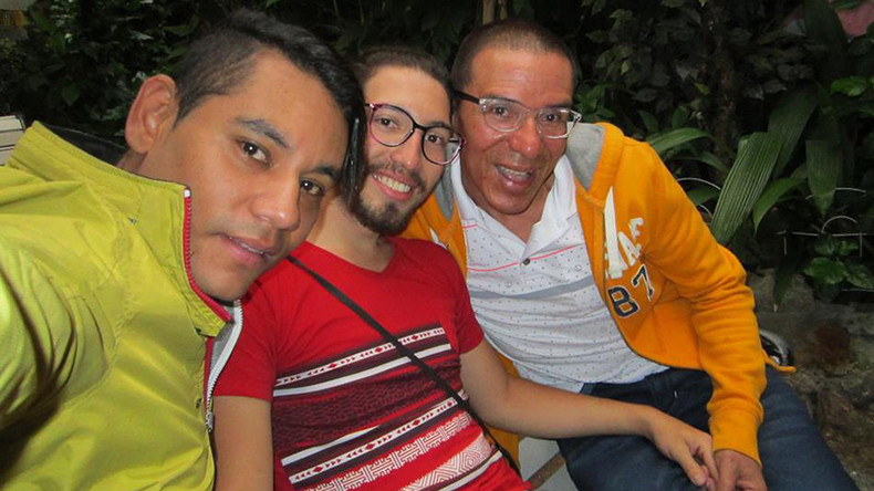 'I do, I do, I do': Colombia recognizes 'polyamorous' marriage of 3 gay men