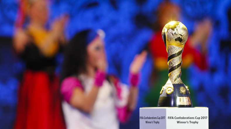 FIFA Confederations Cup: The story of the tournament