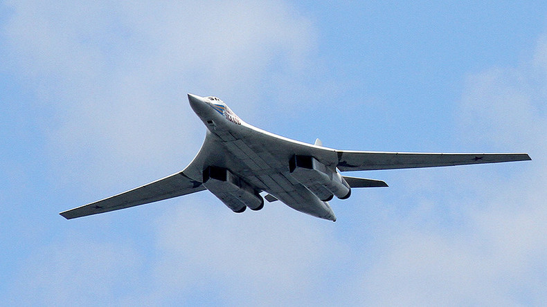 Finnish, Danish & Swedish jets scrambled over Russian strategic bombers' routine flight over Baltics