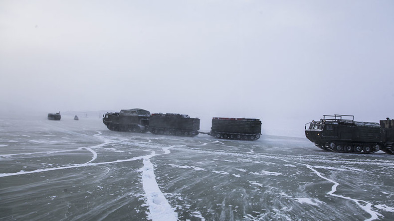 Russia may deploy Arctic radar station due to proximity of US nuclear subs