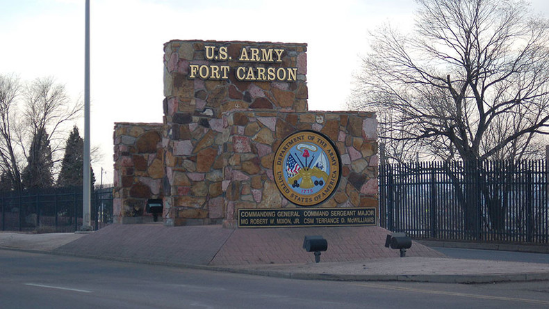 1 injured in Fort Carson shooting that caused lockdown