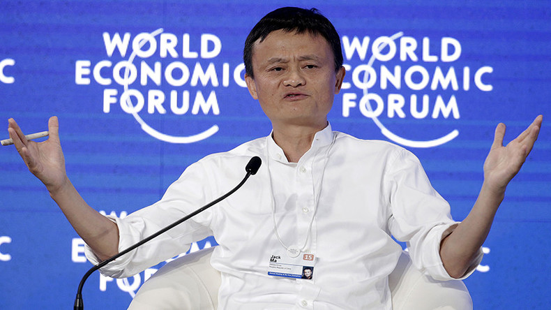 Jack Ma says Alibaba will be bigger than economies of UK & France in 20yrs