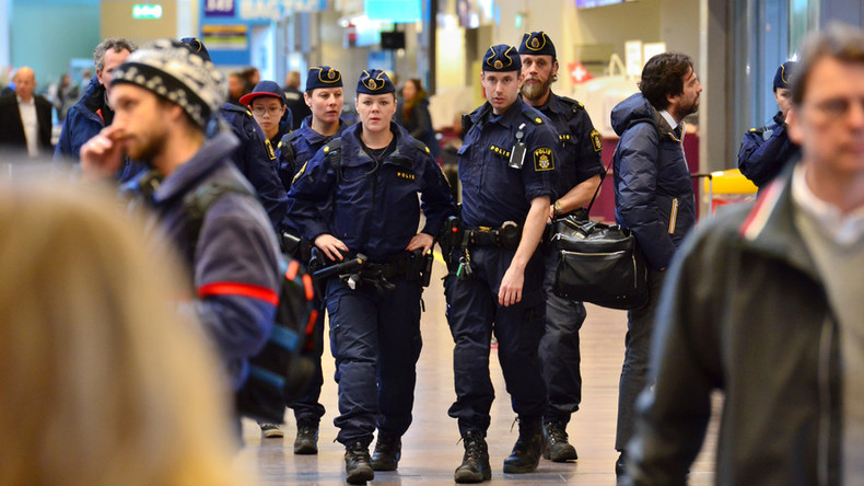 Militant Islamists in Sweden have grown 'from 100s to 1,000s' – security police