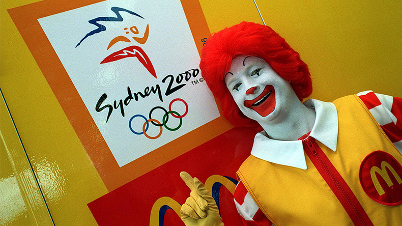 Gone with the rings: McDonald's ends 41-year sponsorship of Olympics