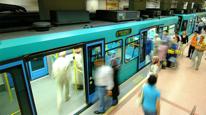 Turkish city introduces female-only carriages, shrugs off criticism of 'excluding women'
