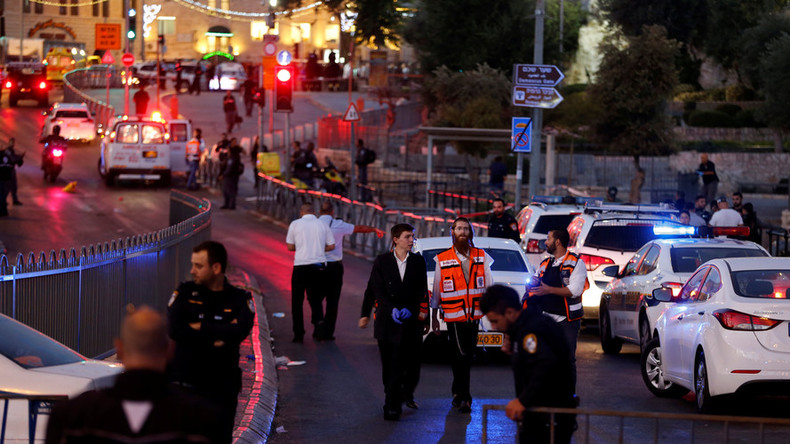 Israeli policewoman killed in ISIS-claimed stabbing attacks in Jerusalem