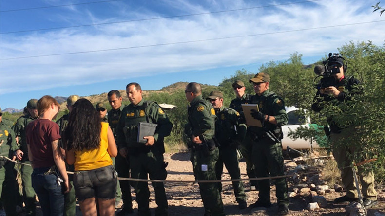 Border Patrol arrests 4 undocumented immigrants at Arizona humanitarian medical camp