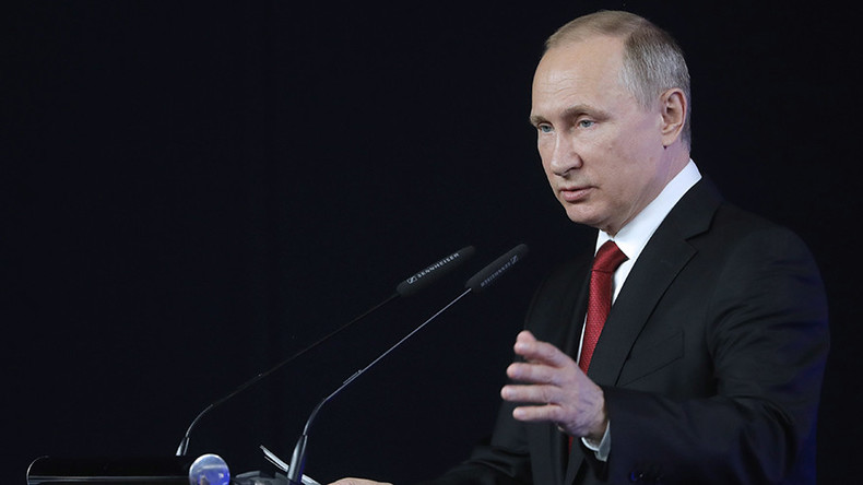 Putin: New US sanctions harmful to relations, but Russia will deal