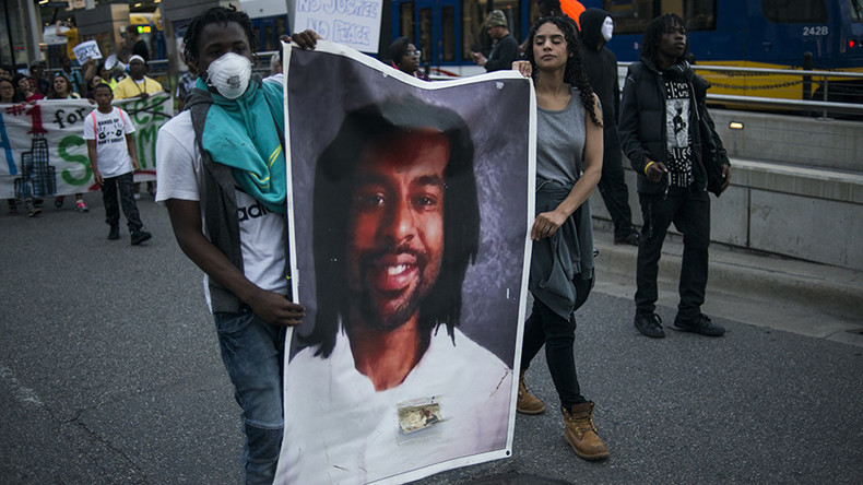 'Race catastrophe': Twitter calls for #JusticeforPhilando after cop acquitted of all charges