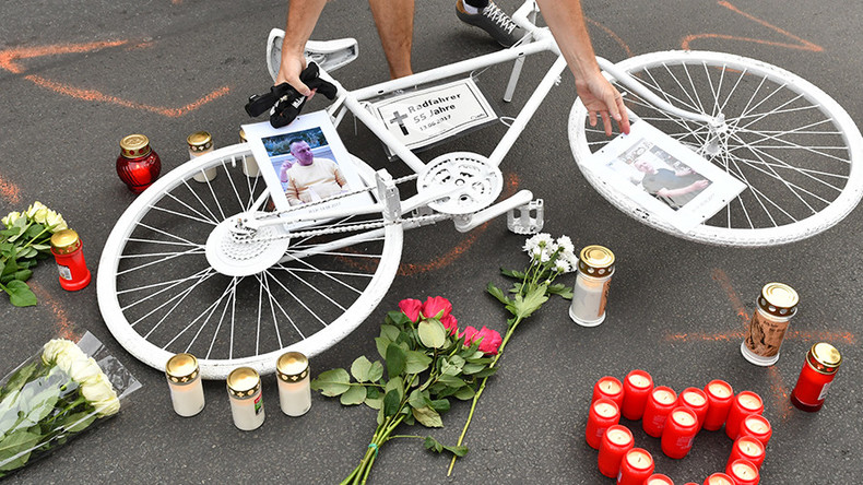 Saudi official who killed German cyclist uses diplomatic immunity to avoid prosecution