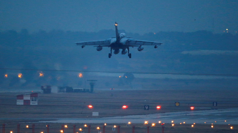German jets to start leaving Incirlik base in Turkey for Jordan in July – defense minister