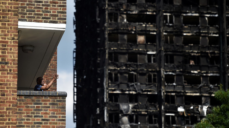 London Mayor blames 'frightening' government neglect for Grenfell Tower disaster