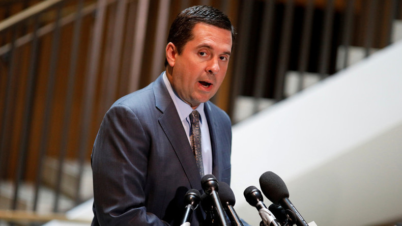 'Stop chasing Russian ghosts': Nunes insists no collusion between Trump and Russians