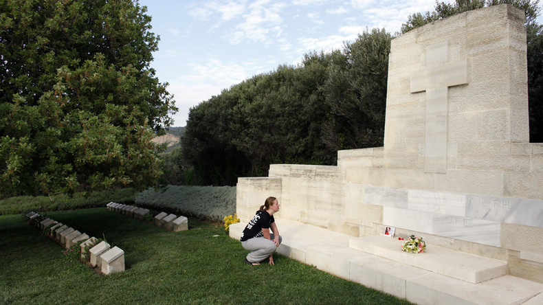 Turkish govt denies defacing or altering Gallipoli monument in 'Islamist plot'