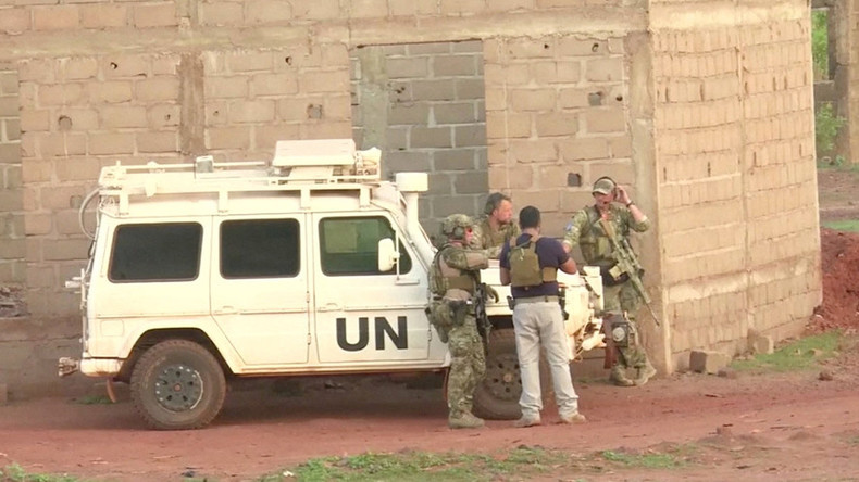 2 dead, 36 hostages rescued in ongoing 'jihadist attack' at luxury resort in Mali (PHOTOS)