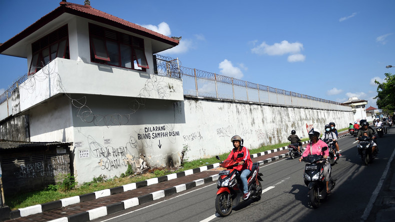 Great escape: 4 prisoners dig way to freedom from Bali prison