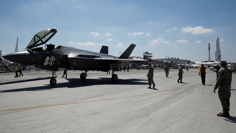 Lockheed Martin about to close $37bn+ deal for F-35 jets