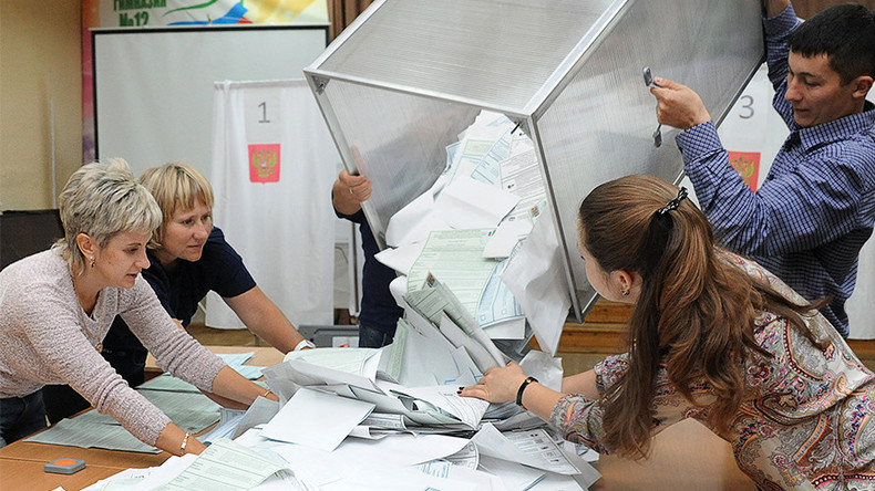 Senators mull reciprocal bans on foreign monitors at Russian election