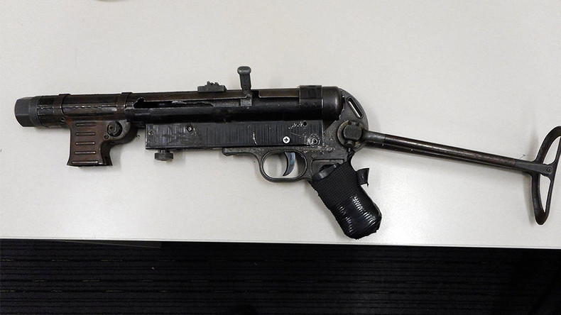 Nazi submachine gun found in traffic stop north of Sydney ahead of gun amnesty