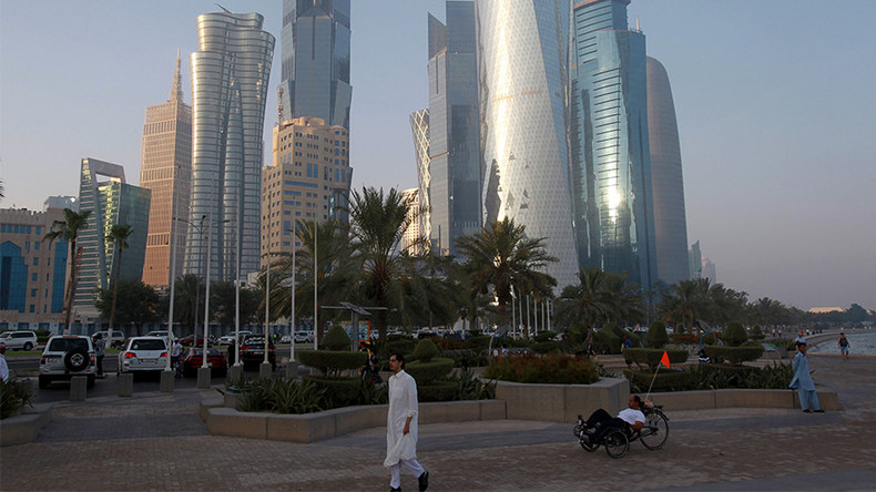 Qatar will not negotiate with Arab states until economic boycott ends – FM