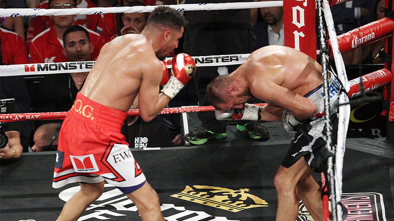 'Oh no, shut up!' - Boxing world reacts to Kovalev's controversial stoppage loss to Ward