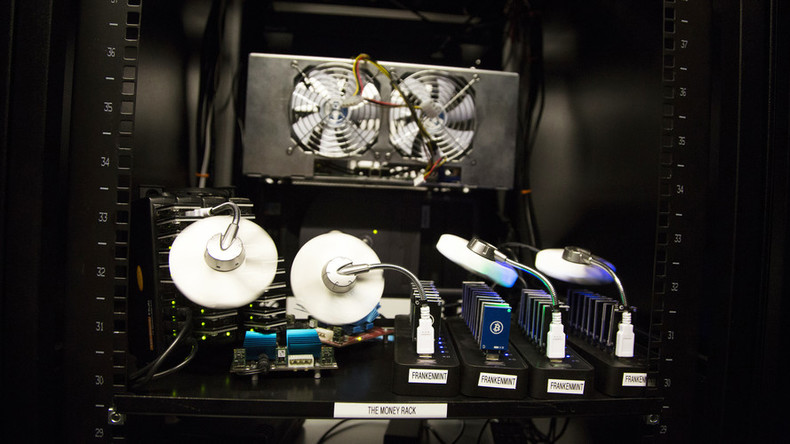 why do you need graphics cards for bitcoin mining