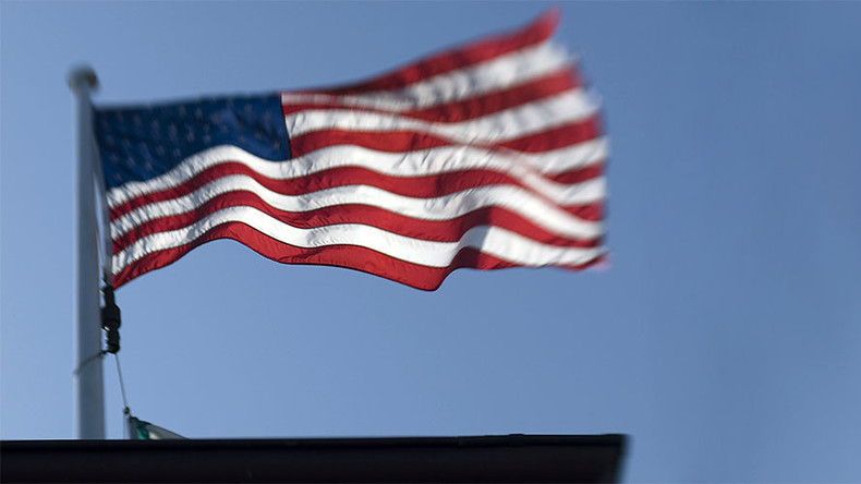 Danish family threatened with fine over American flag in their garden – media