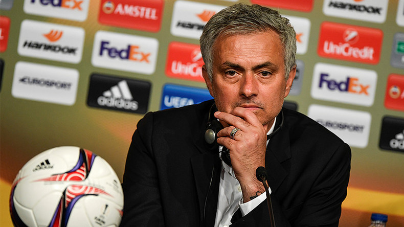 Manchester Utd manager Jose Mourinho accused of €3.3mn tax fraud