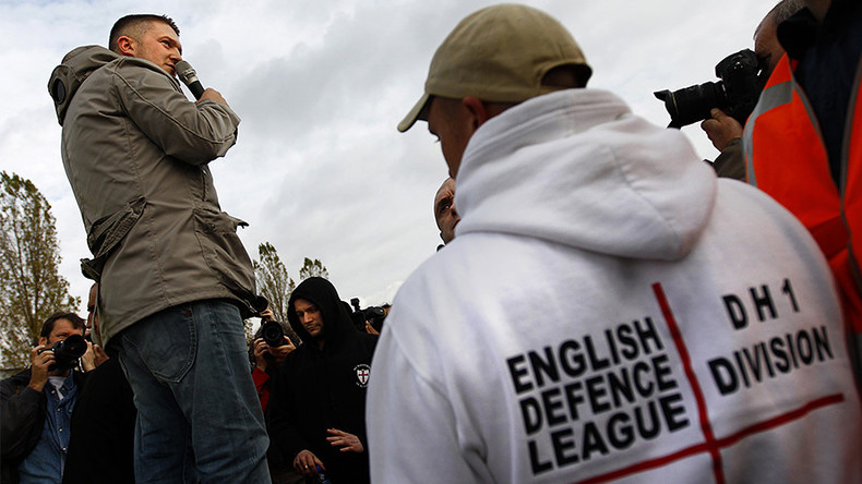 Finsbury attack: Interviewing EDL founder Tommy Robinson 'fuels hatred, capitalizes on tragedy'