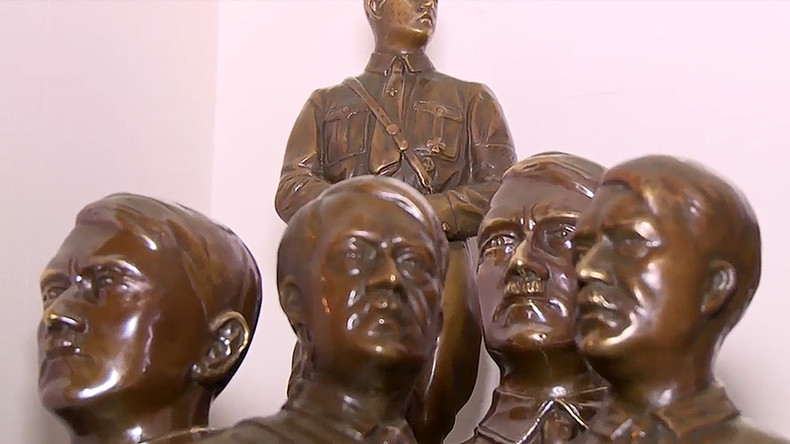 Hitler busts among Nazi relics found in secret room in Argentina (PHOTOS, VIDEO)