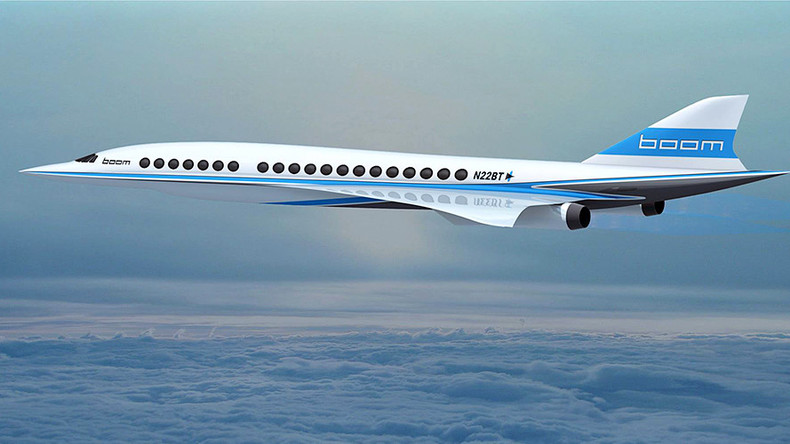 Supersonic air travel may be back within decade